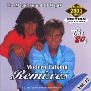YS136A MODERN TALKING - Remixes vol. 12 (DJ Beltz)