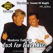 YS056A MODERN TALKING - Back For Good Mixes 1998