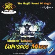 YS149A MODERN TALKING - Universe Mixes