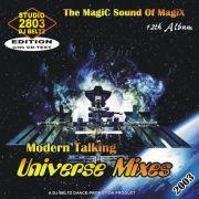 YS149A MODERN TALKING - Universe Mixes