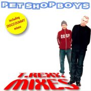 YS286A PET SHOP BOYS - T.Rexx Mixes (2CD)