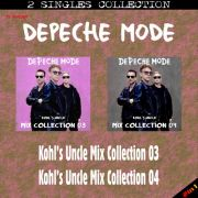 YS805SS DEPECHE MODE - Kohl's Uncle Mix Collection 03-04